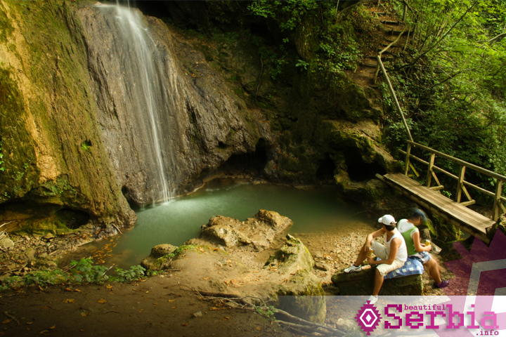 ripaljka Waterfall Ripaljka, Sokobanja