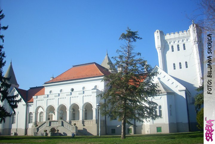 dvorac fantast Dvorci Vojvodine