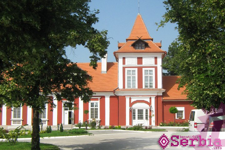 ecka Castles in Vojvodina