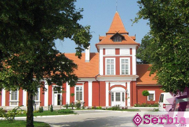 ecka Dvorci Vojvodine