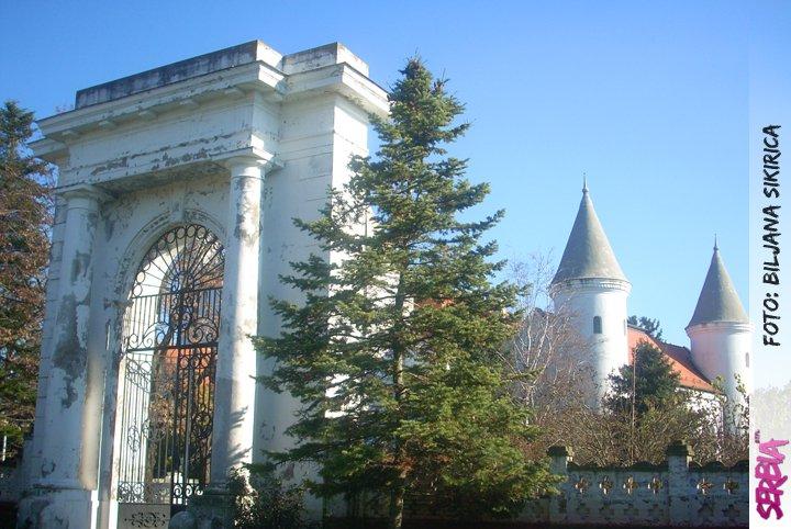 fantast dundjerski Dvorci Vojvodine