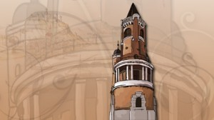 kula gardos 300x168 The Gardoš Tower