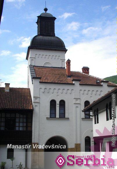 manastir vracevsnica Gornji Milanovac