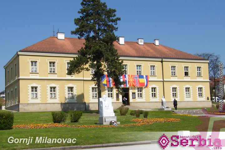milanovac gornji Gornji Milanovac