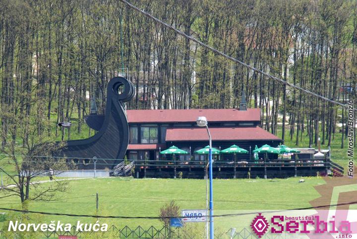norway house serbia Gornji Milanovac