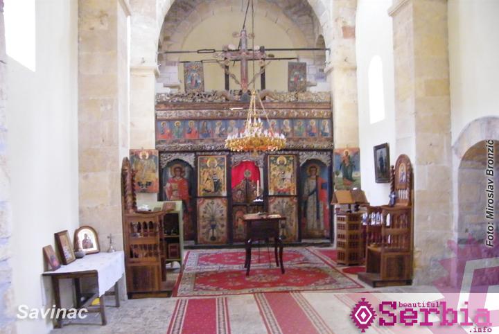 savinac crkva Gornji Milanovac