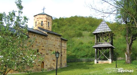 savinac Gornji Milanovac