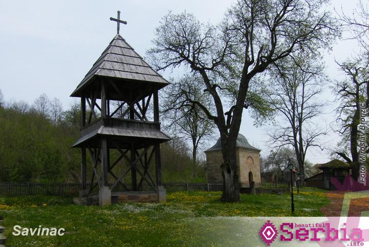 zvonik Gornji Milanovac