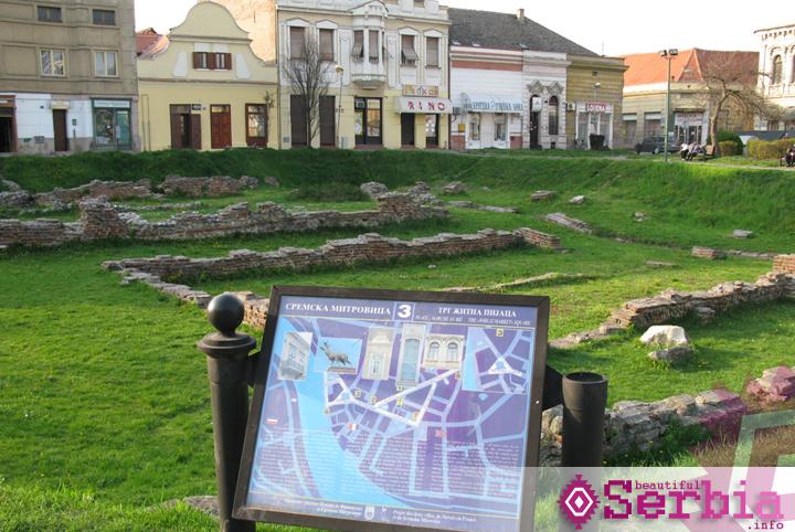 arheolosko nalaziste mitrov Zasavica (i Sremska Mitrovica)