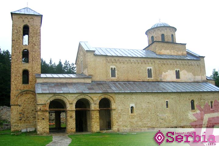 manastir sopocani MANASTIRI SRBIJE