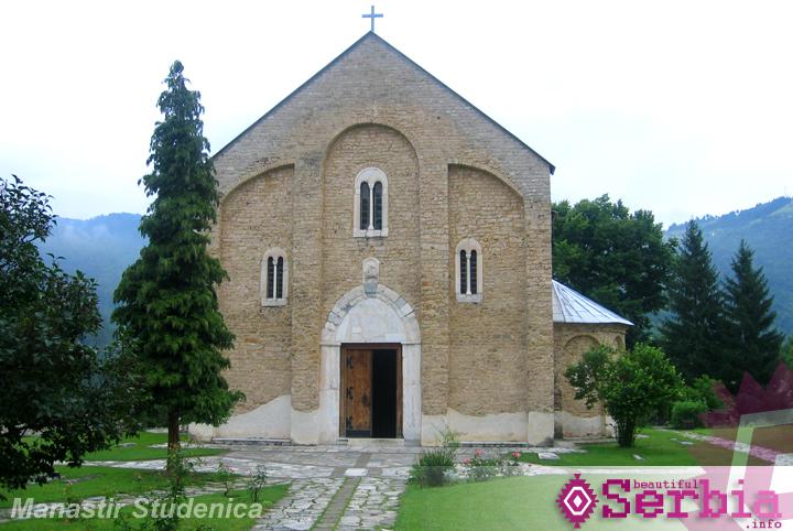 manastir studenica MANASTIRI SRBIJE