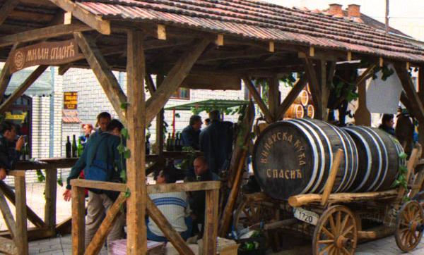 vino Župska berba, Aleksandrovac