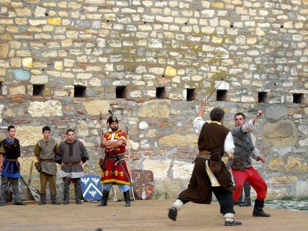 vitezovi smederevo Tourist event Smederevo's autumn