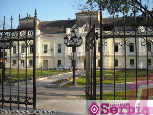 vladicanski dvor Vršac, grad sa dugom tradicijom