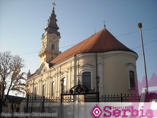 vrsac crkva Vršac, grad sa dugom tradicijom