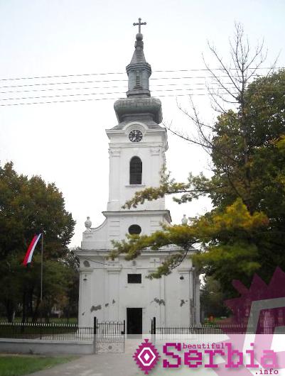 idvor crkva Selo Idvor, Mihajlo Pupin