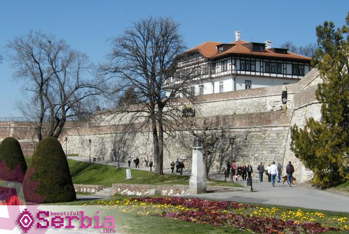 kalemegdan beograd Preveliki grad Beograd