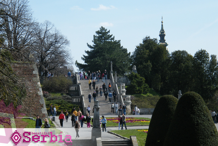kalemegdan Preveliki grad Beograd