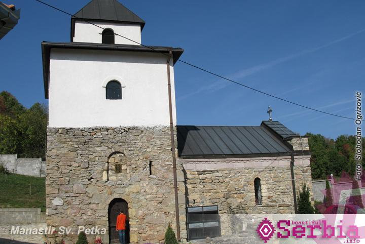 manastir sveta petka ŠVRLjANjE PO RUDNIČKOM KRAJU