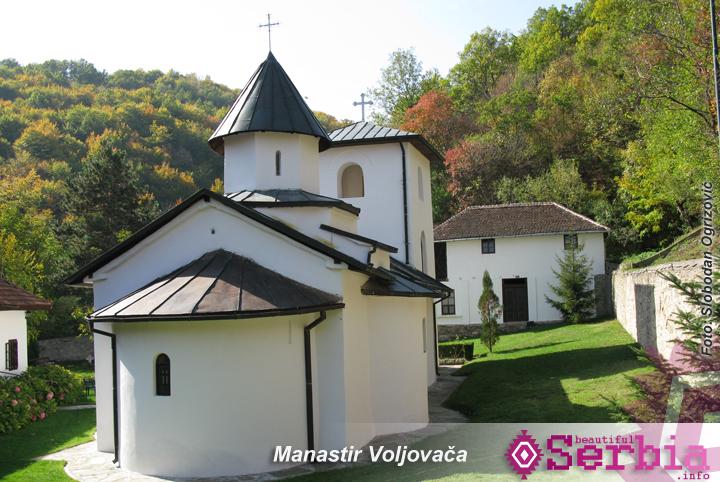 manastir voljovaca ŠVRLjANjE PO RUDNIČKOM KRAJU