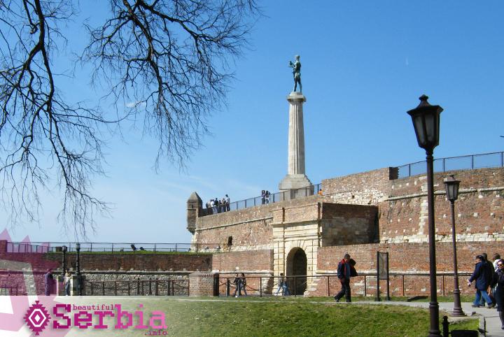 pobednik beograd kalemegdan Preveliki grad Beograd