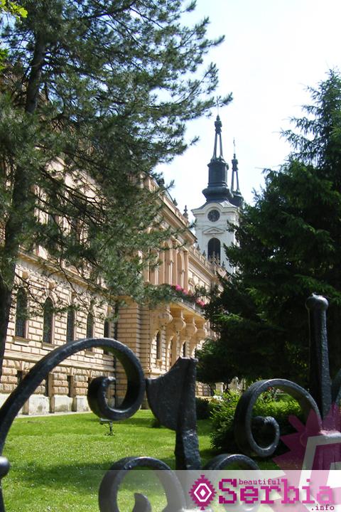 saborna crkva Fruška Gora i Sremski Karlovci