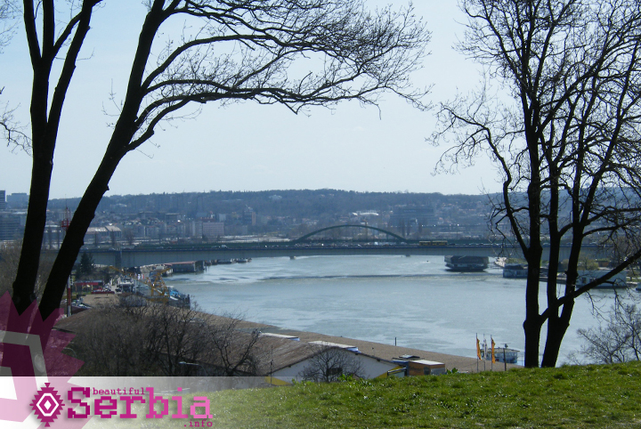 stari savski most The city of Belgrade
