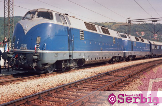 slika4 Plavi voz, luksuz u stilu Josipa Broza