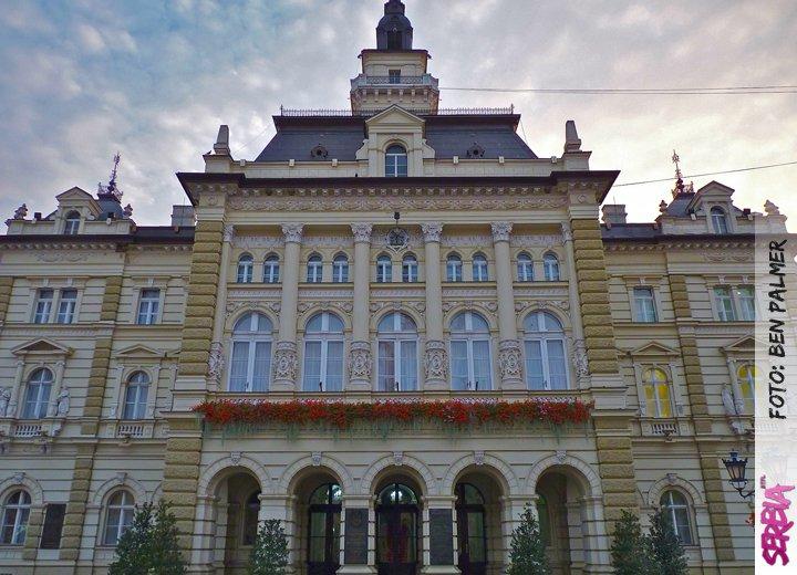 novi sad gradska kuca Maršruta Beograd Vojvodina