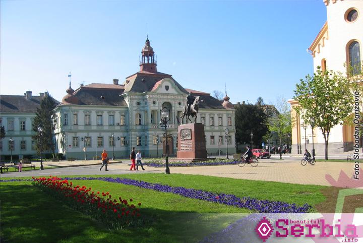 zrenjanin Maršruta Beograd Vojvodina