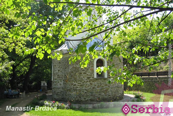 manastir brdaca Istočna Srbija (prvi deo)