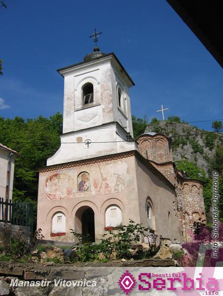 manastir vitovnica Istočna Srbija (prvi deo)