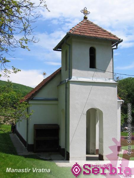 manastir vratna Istočna Srbija (prvi deo)