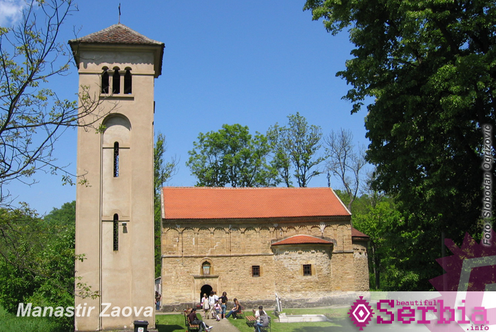 manastir zaova Istočna Srbija (prvi deo)