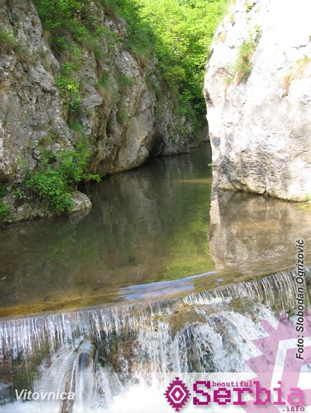 vitovnica vodopad Istočna Srbija (prvi deo)