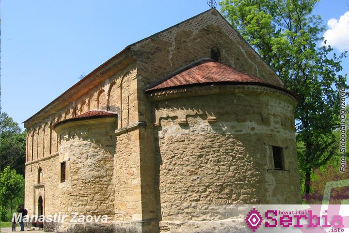 zaova manastir Istočna Srbija (prvi deo)