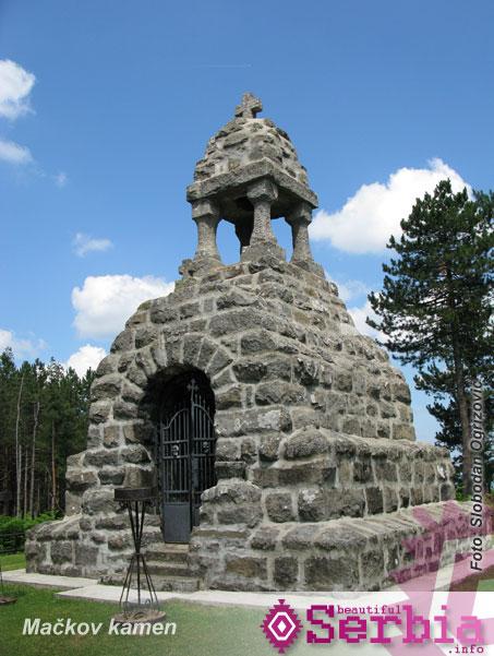 Mackov kamen Putovanje Tara   Beograd, okolo naokolo (drugi deo)
