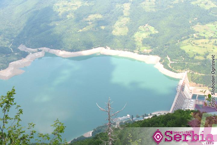 hidrocentrala BEOGRAD   TARA, jedno putovanje (prvi deo)
