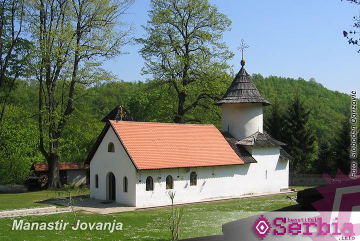 manastir Jovanja BEOGRAD   TARA, jedno putovanje (prvi deo)