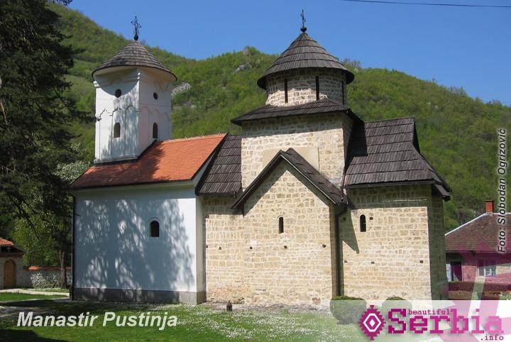 manastir Pustinja BEOGRAD   TARA, jedno putovanje (prvi deo)
