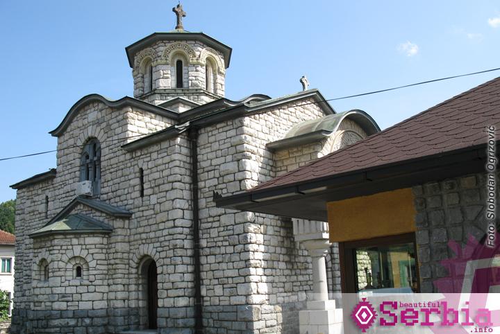 Krupanj crkva Tara   Krupanj   Tekeriš   Majur   Beograd (četvrti deo)