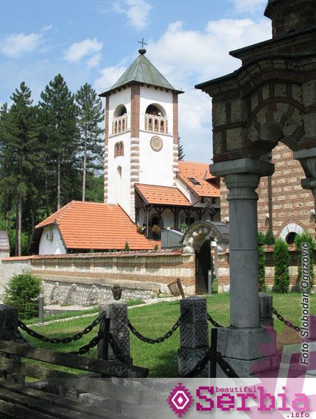 Lelic manastir Valjevo Beograd   planina Tara, leto dvehiljadedeseto (peti deo)