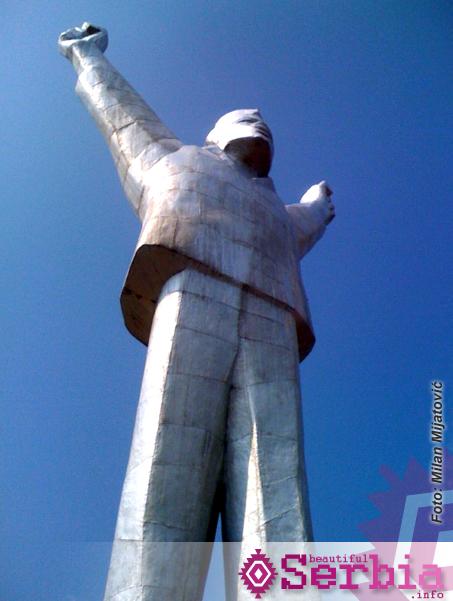 Spomenik Stevanu Filipovicu Beograd   planina Tara, leto dvehiljadedeseto (peti deo)