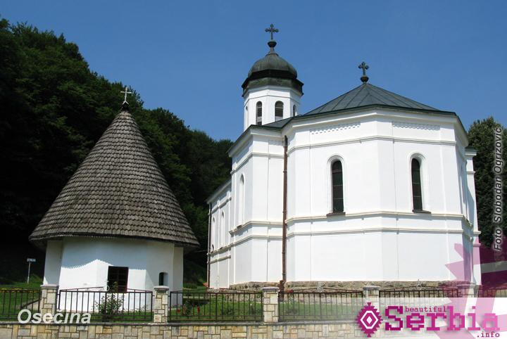 crkva Osecina Put do Tare (treći deo)