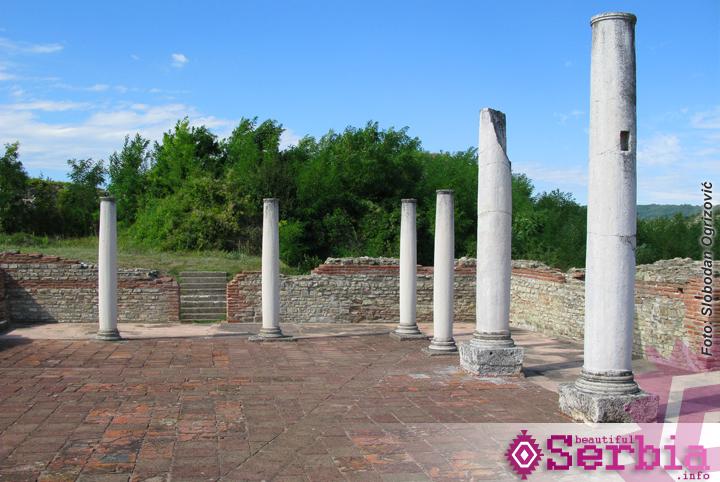gamzigrad Istočna Srbija (II deo)
