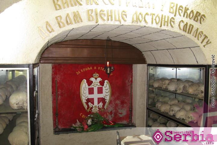spomen kosturnica Krupanj Tara   Krupanj   Tekeriš   Majur   Beograd (četvrti deo)