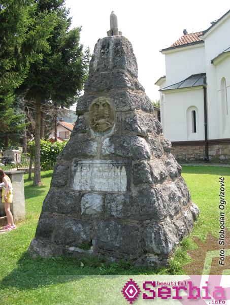 spomenik Put do Tare (treći deo)