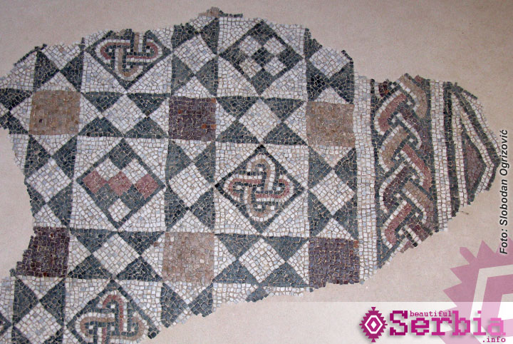 felix romuliana mozaik Istočna Srbija (II deo)