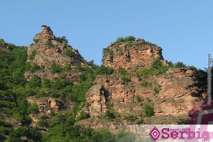 kanjon temske Istočna Srbija (II deo)