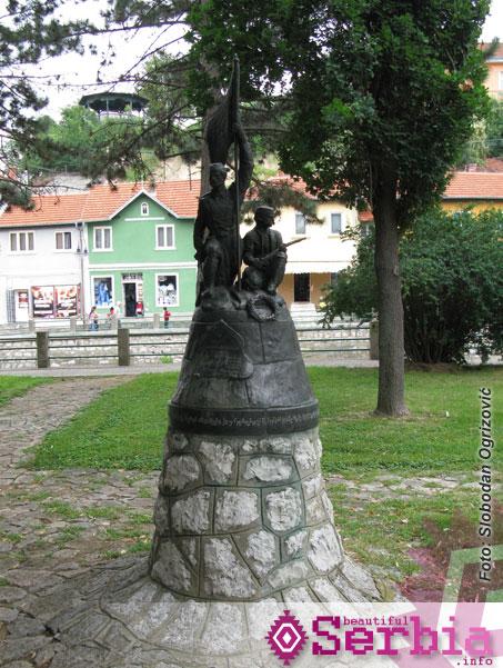 knjazevac spomenik Istočna Srbija (II deo)